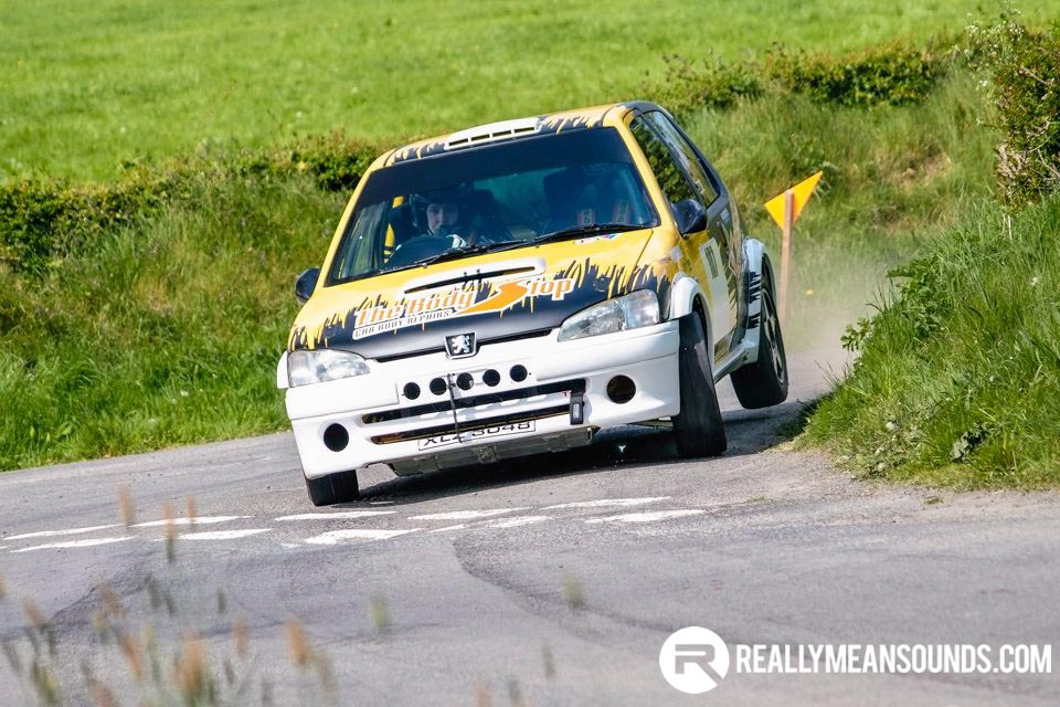 Photo Credit George McNeill, Alan Cassells, Peugeot