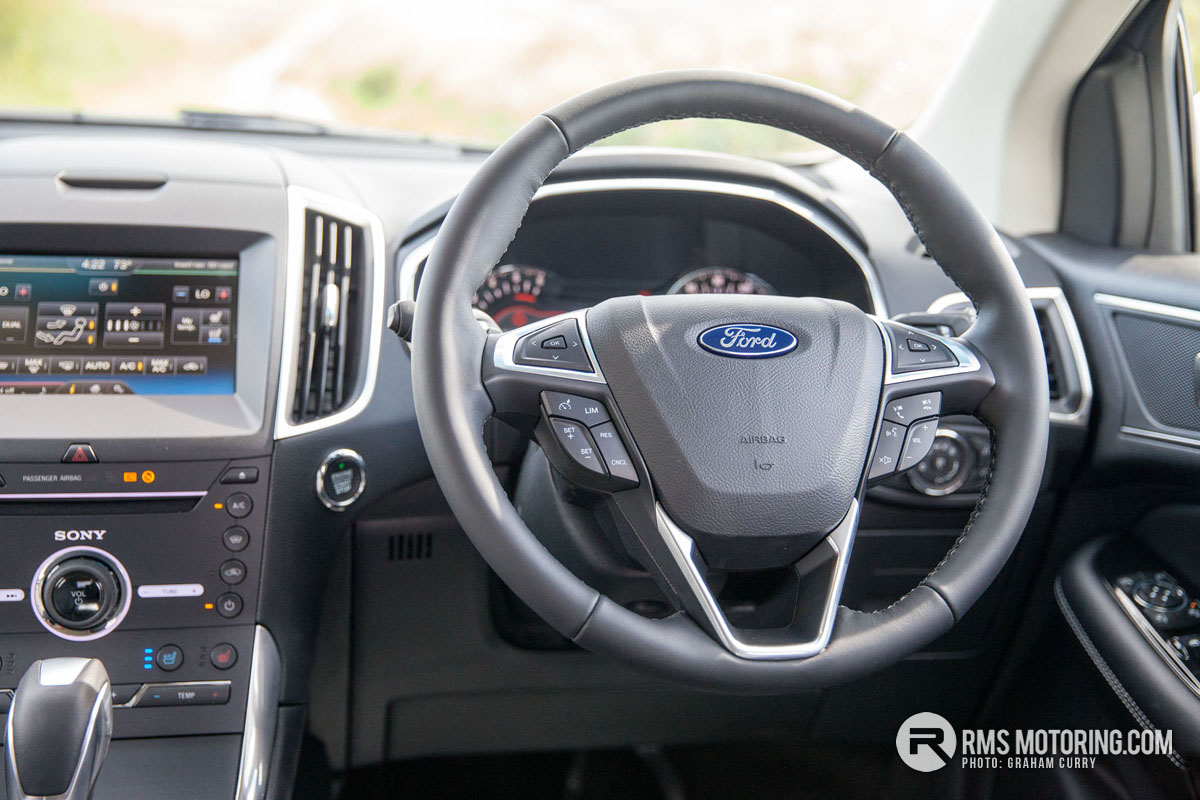Ford Edge Steering Wheel