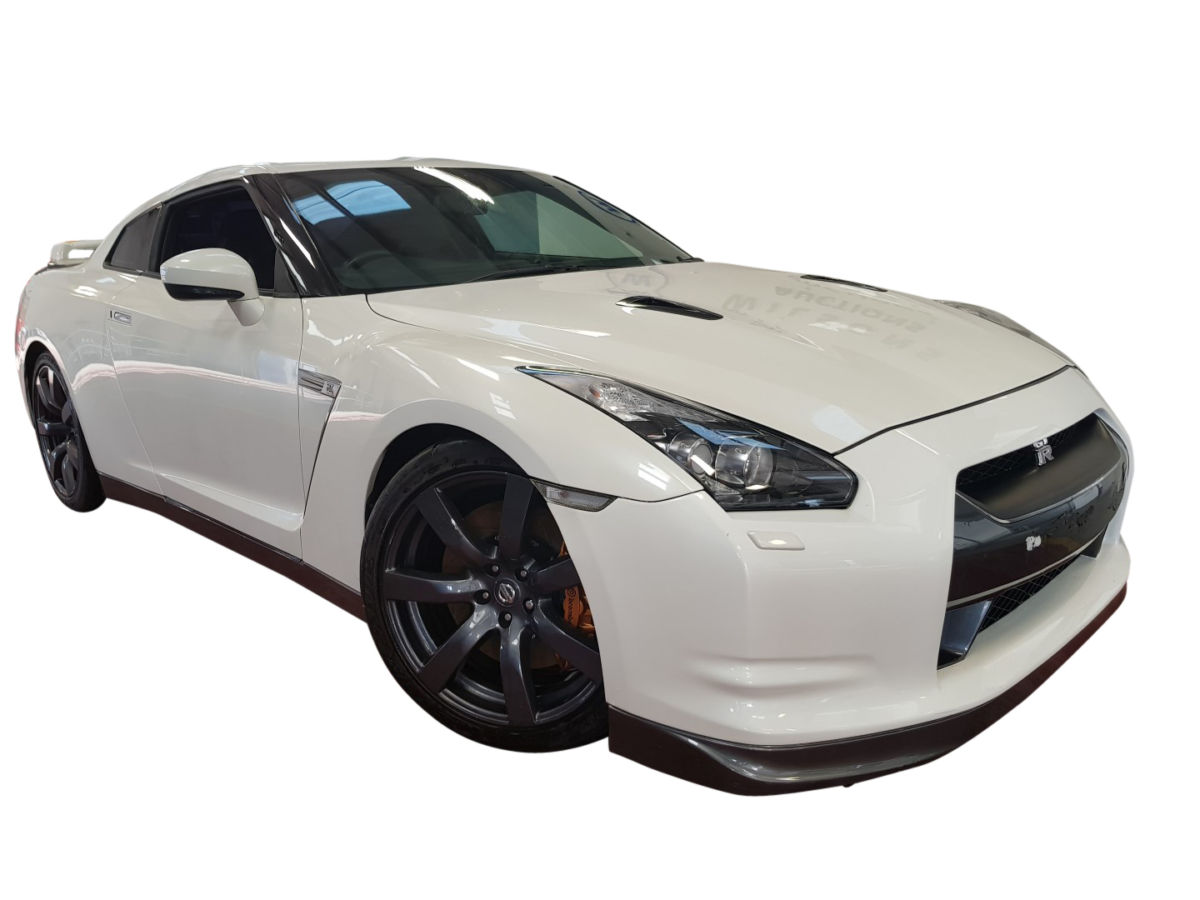Image of 2009 Nissan GTR Black Edition S-a - 3799cc