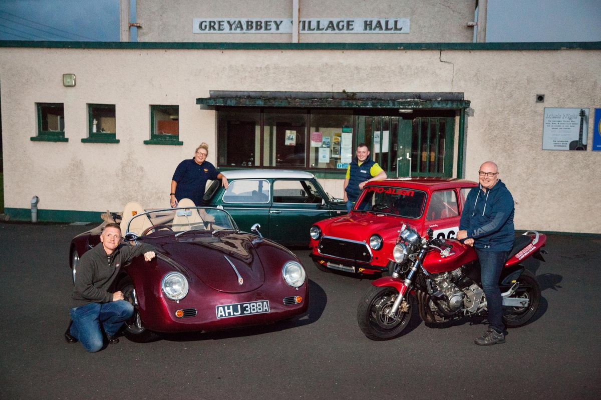 Classic Car and Bike show image 2