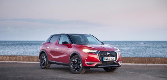Citroen DS 3 Crossback