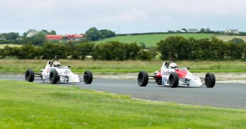 Racing at Kirkistown